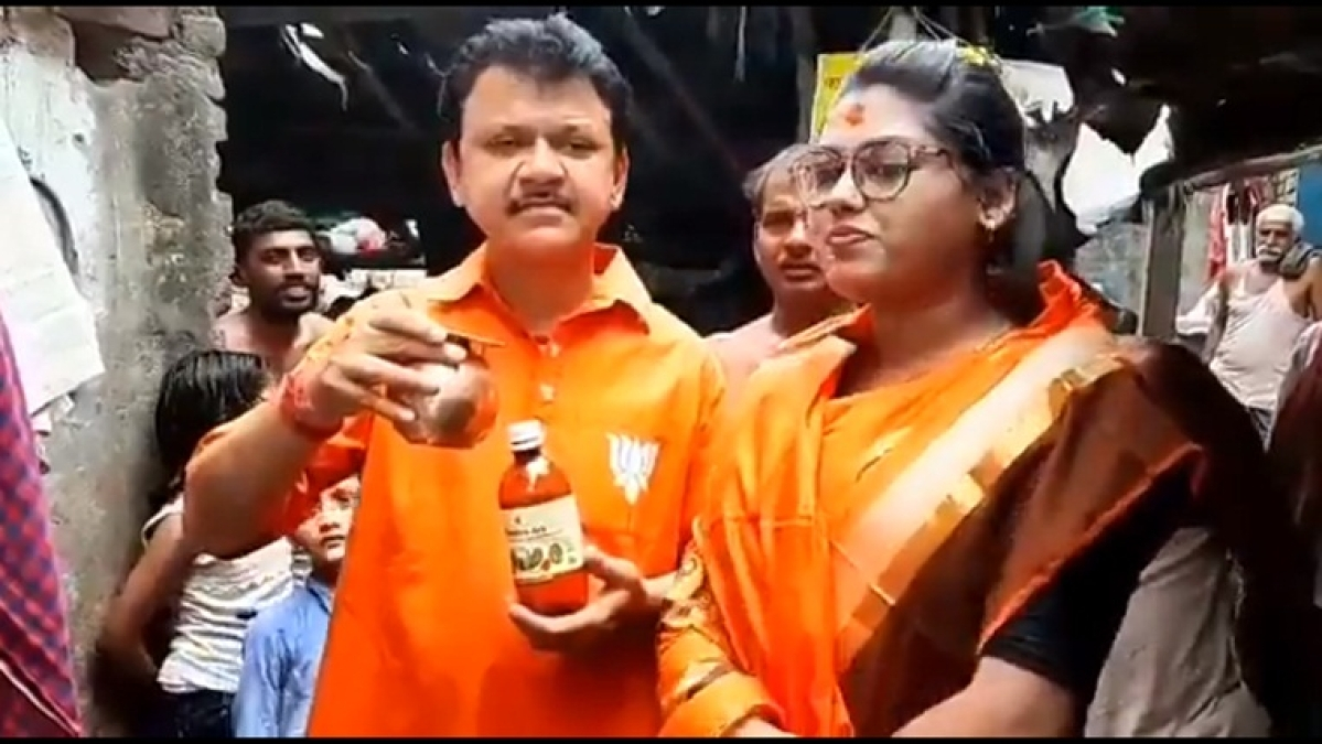 Bengal BJP leader held for giving home guard cow urine as 'coronavirus preventive measure'