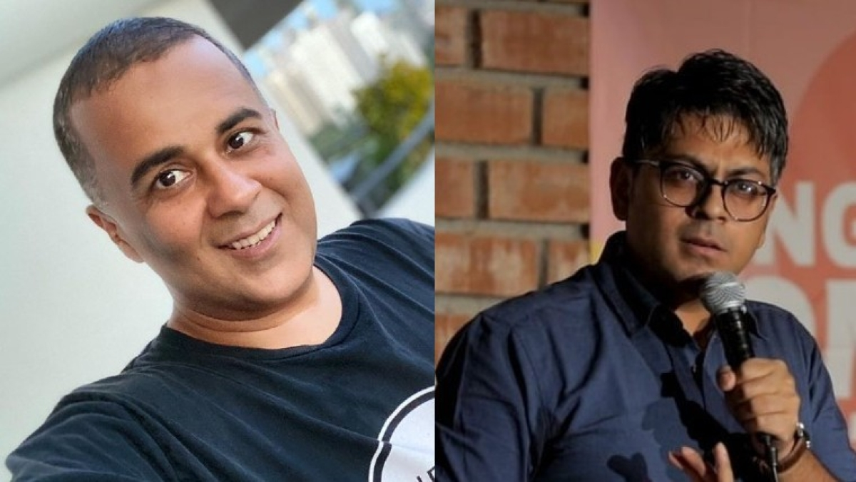 'When doc says no vegetables...': Chetan Bhagat's spar with comedian Abijit Ganguly over coronavirus outbreak
