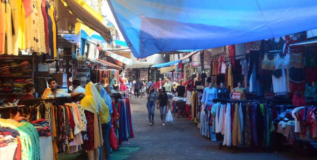 Coronavirus scare in Bhopal: New Market witnesses sharp drop in footfall
