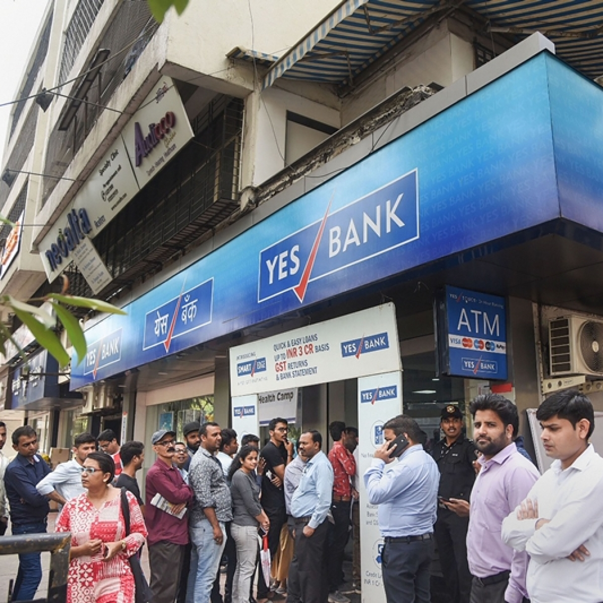 Yes Bank crisis: 44 firms, including Anil Ambani Group, Jet Airways accounted for bad loans worth Rs 34,000 crore