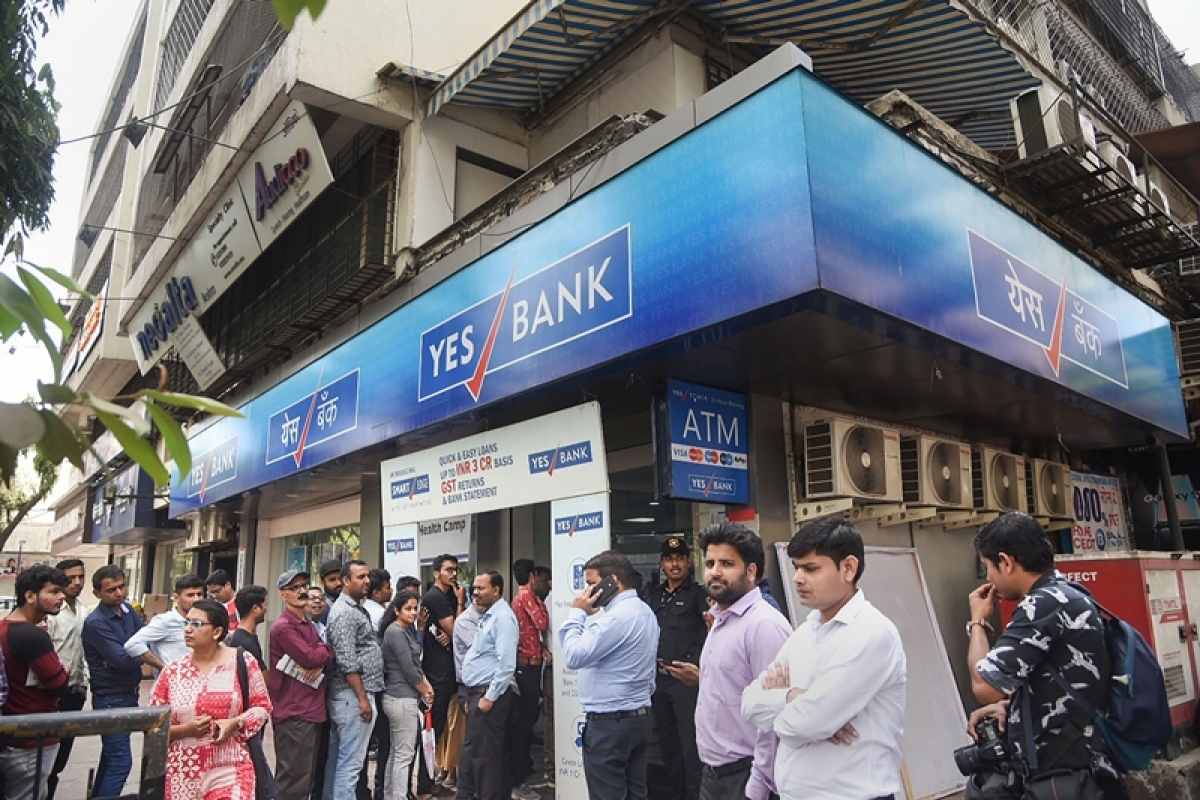 YES Bank crisis: ATMs go bone dry in no time