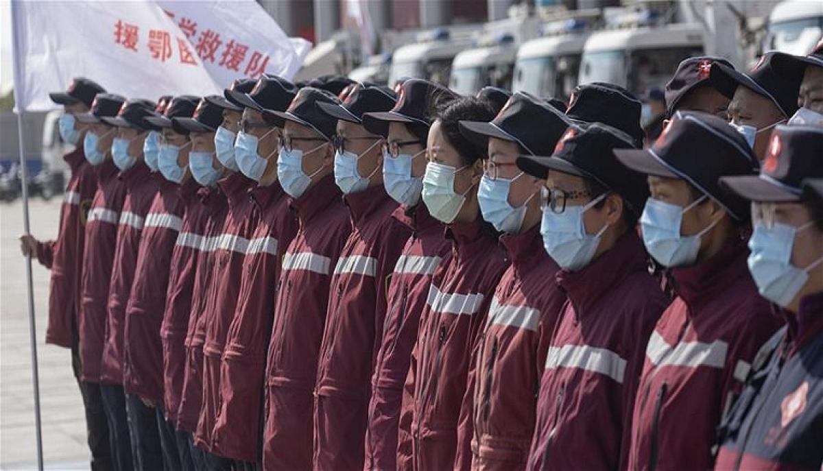 Coronavirus Update from China: China reports new progress in drug, therapies against COVID-19