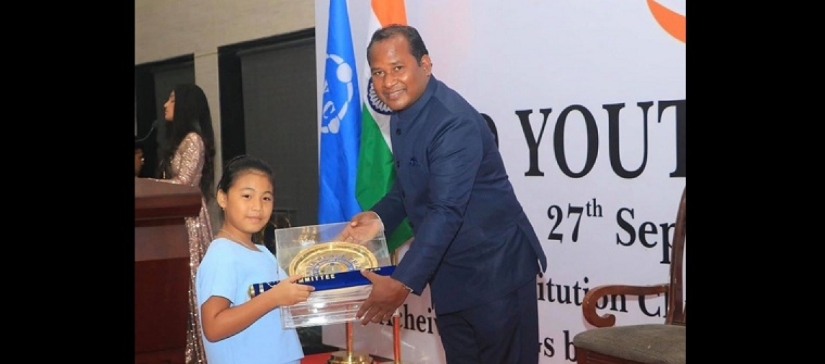 Did 8-year-old Licypriya Kangujam's father fake awards to bolster his daughter's achievements?