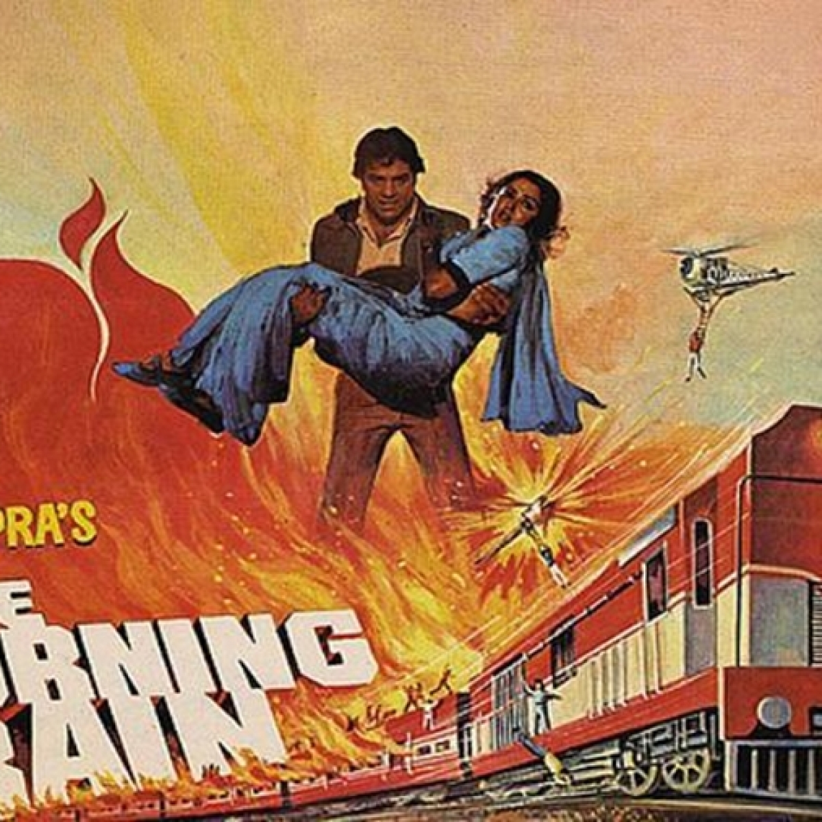 1980 disaster-thriller 'The Burning Train' gets a remake with star-studded cast