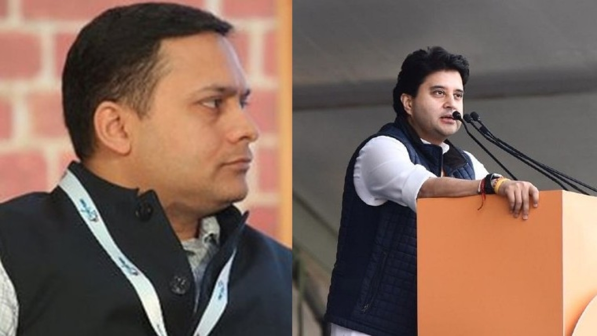 From 'rape apologist to loser':  These Amit Malviya tweets about Jyotiraditya Scindia didn't age well