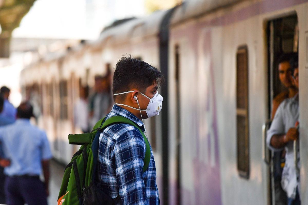 Coronavirus in Mumbai: Central railways halts services of through trains till the end of March
