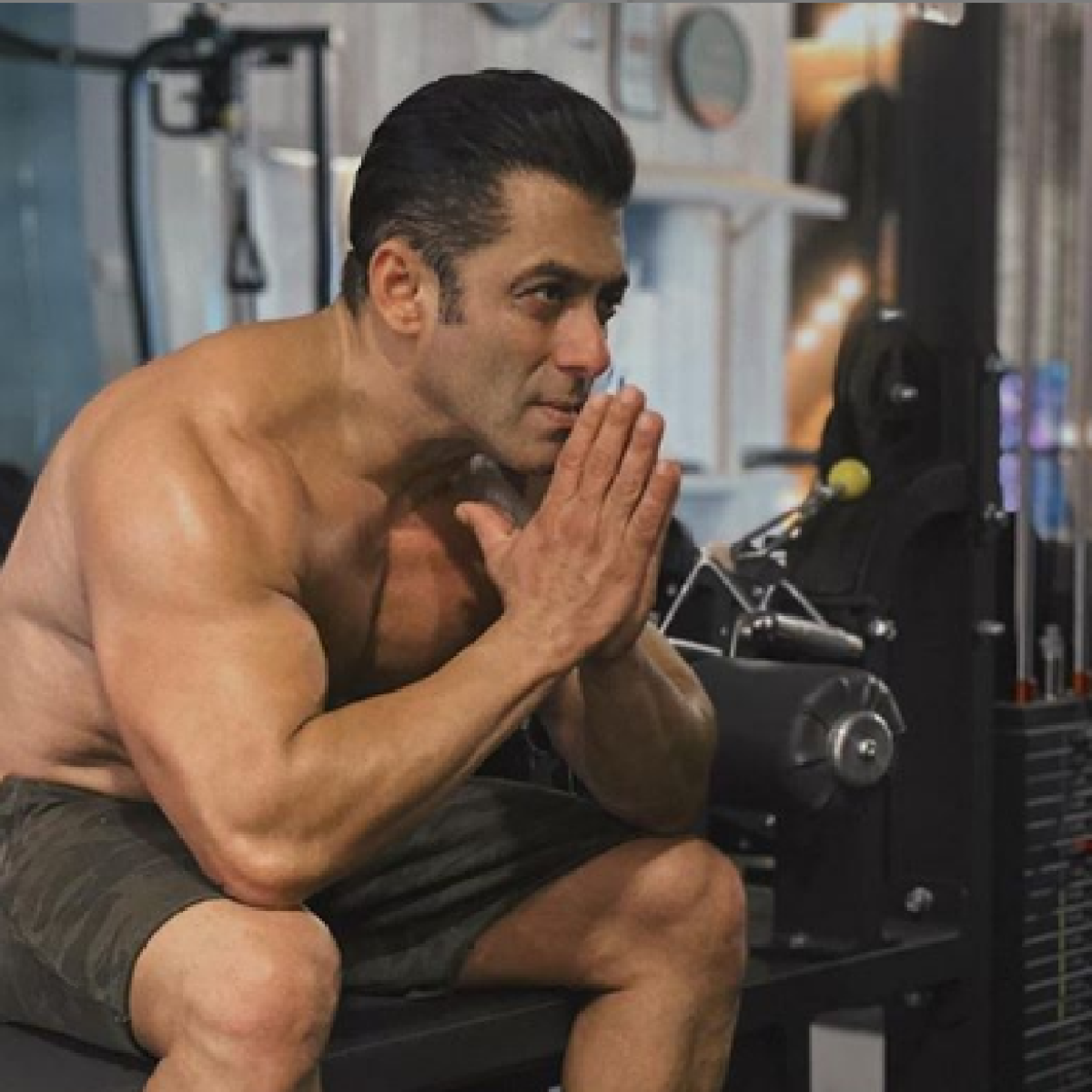 No coronavirus effect on Bhai: Salman Khan continues to shoot for 'Radhe: Your Most Wanted Bhai'