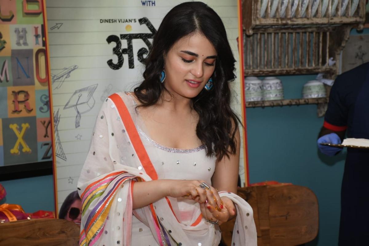 Radhika Madan in Mumbai