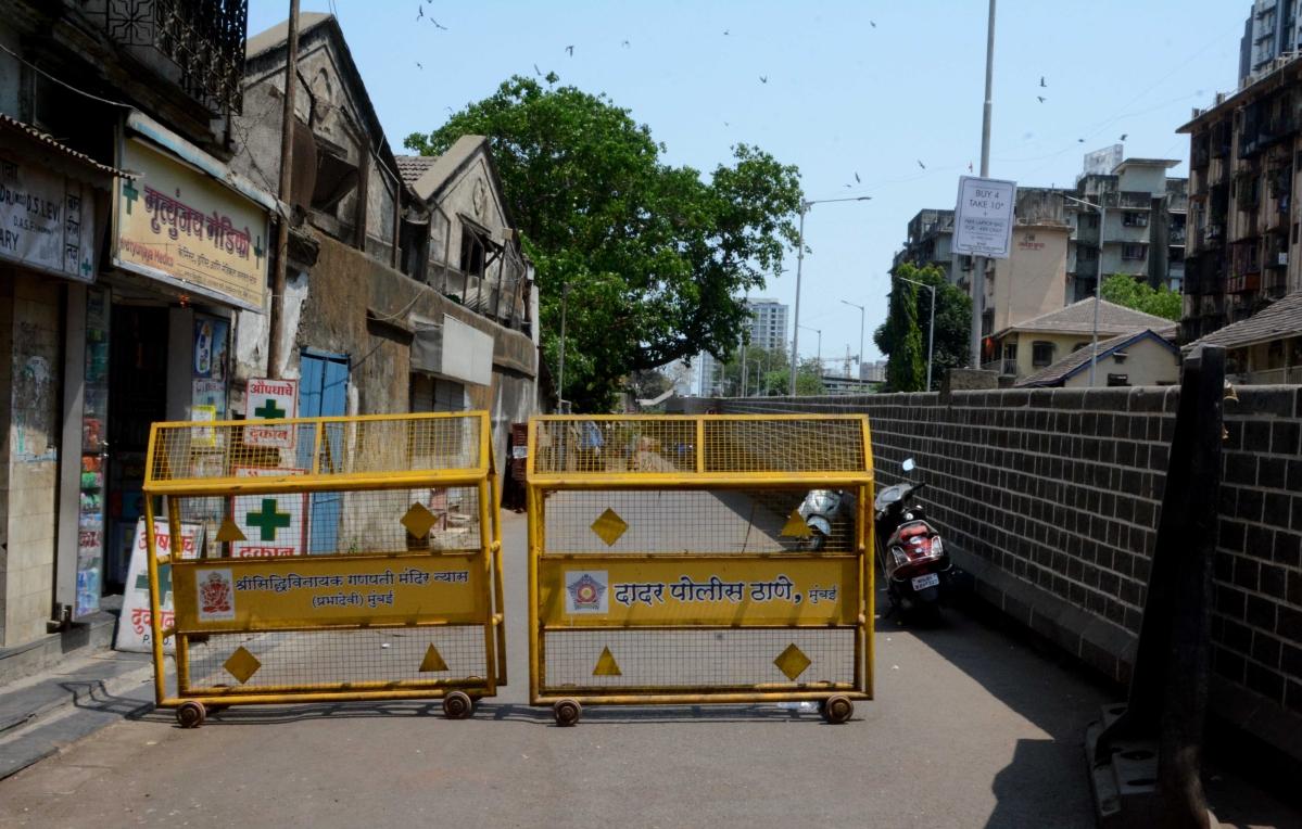 In Pics: Mumbai under coronavirus lockdown--here's how the city looked on Tuesday