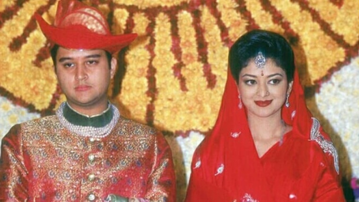 Who is Priyadarshini Raje Scindia? All you need to know about Jyotiraditya's wife