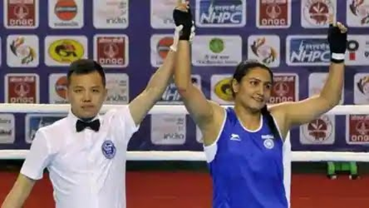 Five Indian boxers book Olympic berths; enter semis of Asian qualifiers