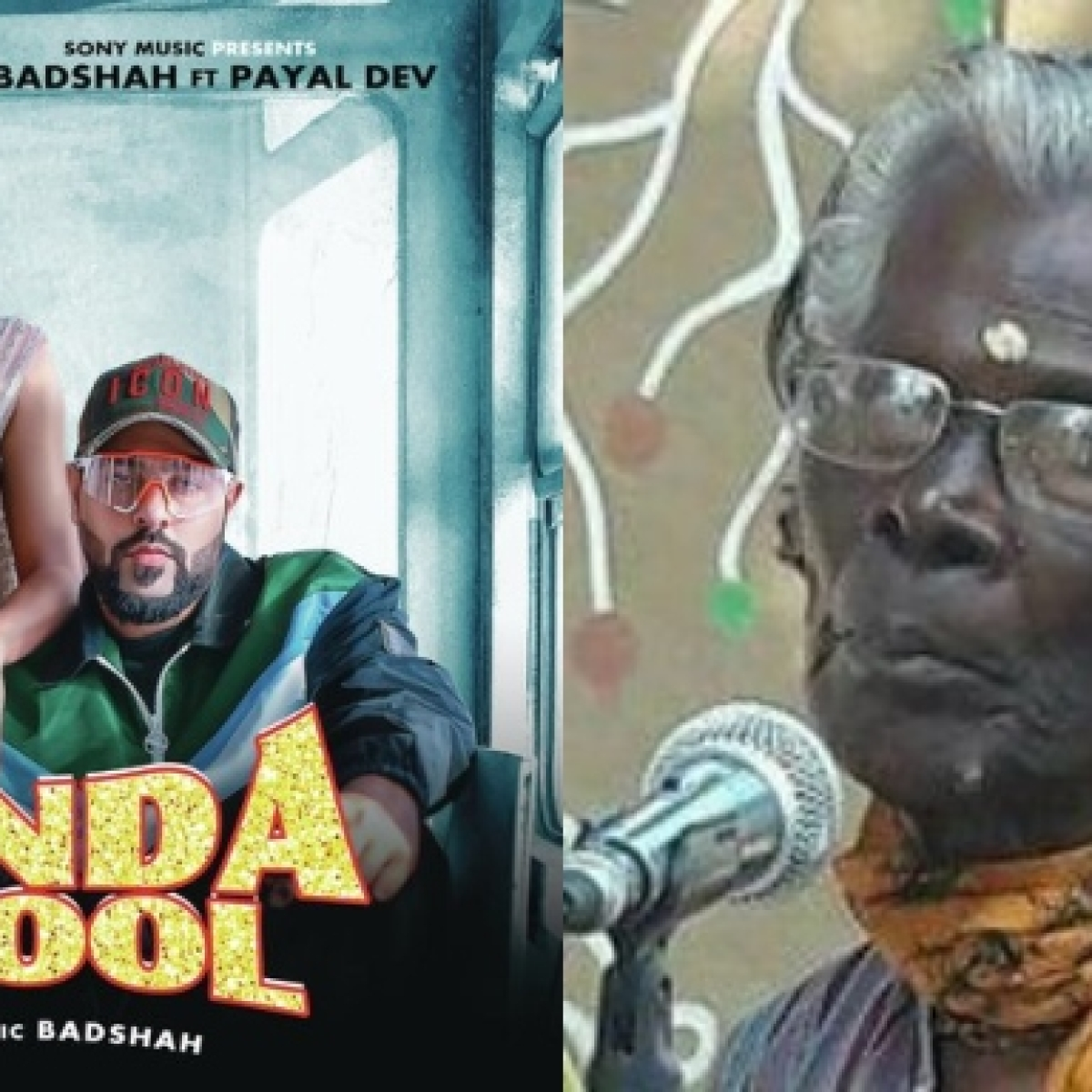 'Ratan Kahar's name not in records, but will help him financially': Badshah on 'Genda Phool' credit row