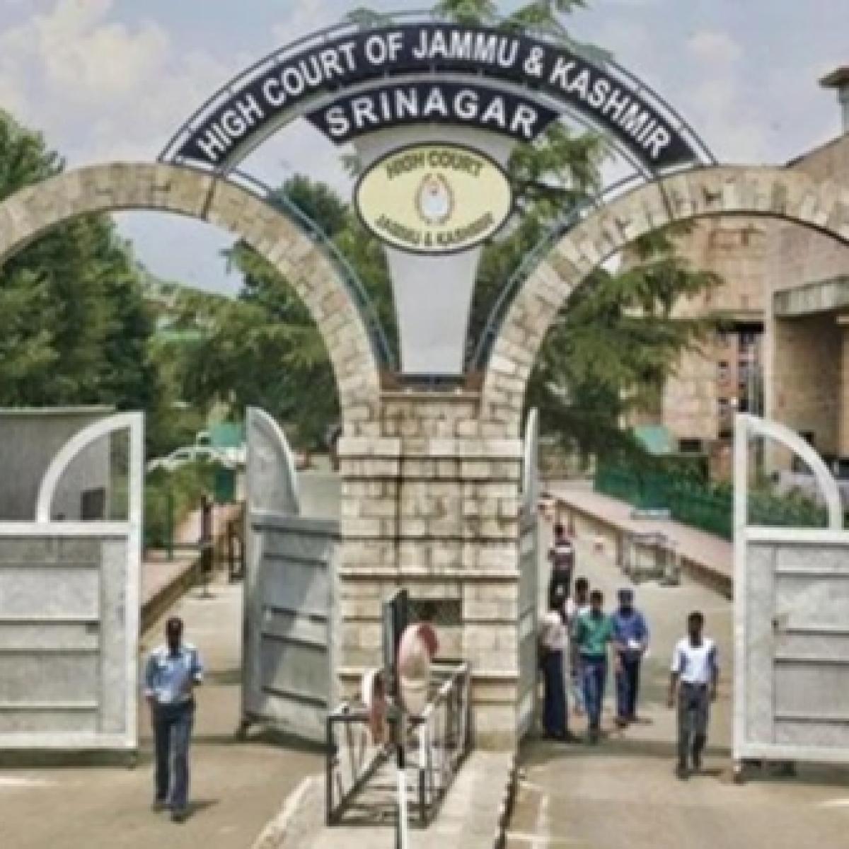 Latest coronavirus update: Jammu and Kashmir HC restricts work till March 31