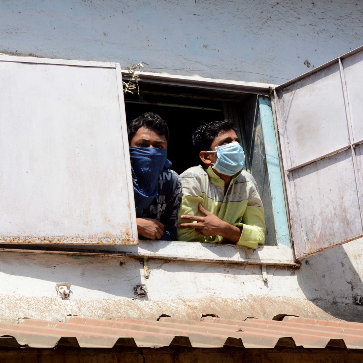 Coronavirus In Mumbai:  10 fresh cases reported, the number of cases in the state rose to 107