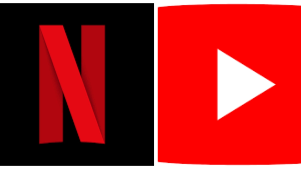 Netflix and Youtube