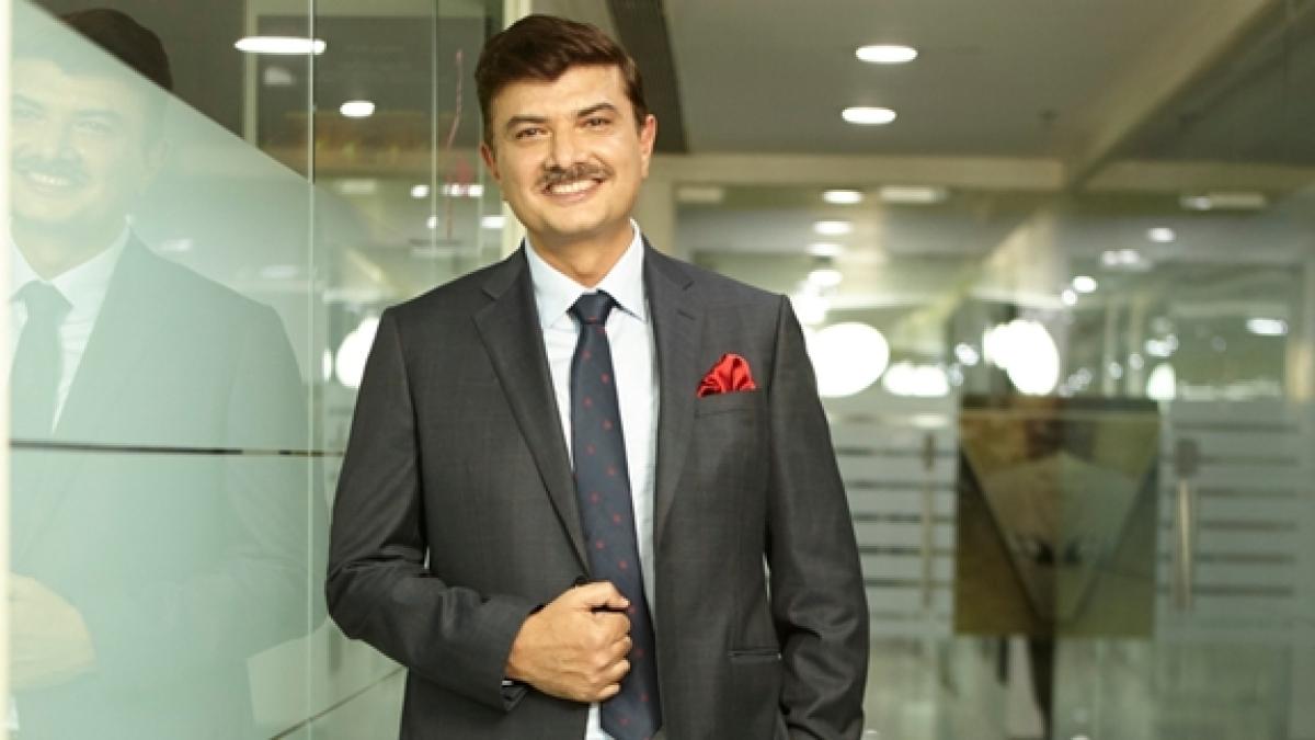Raymond's CEO Sanjay Behl