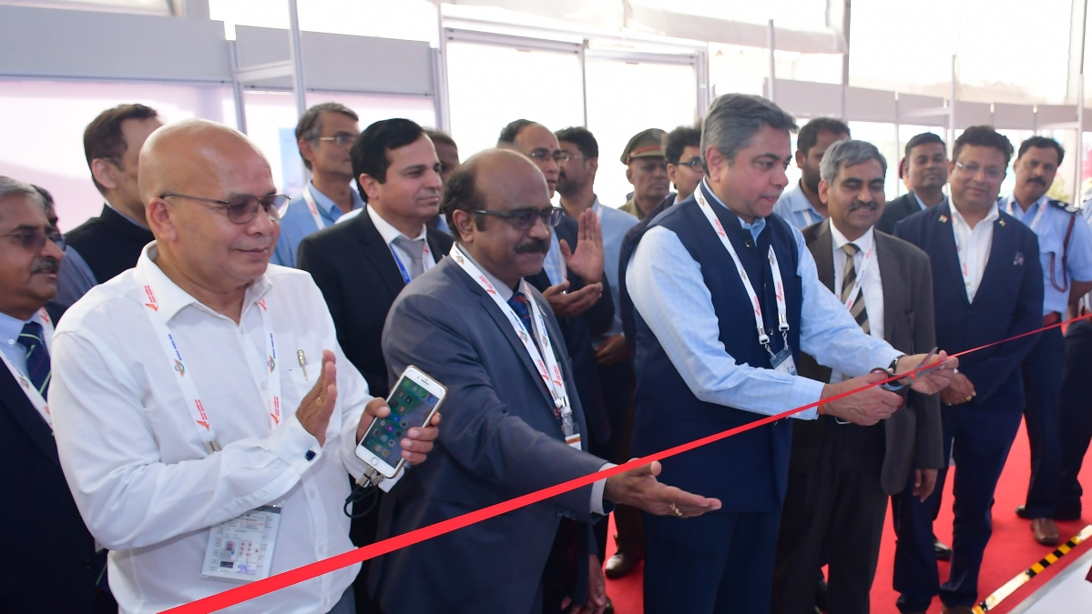 Wings India 2020 takes off at Begumpet Airport