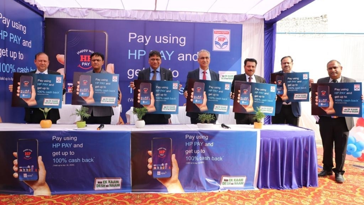 HPCL launches 'HP PAY'