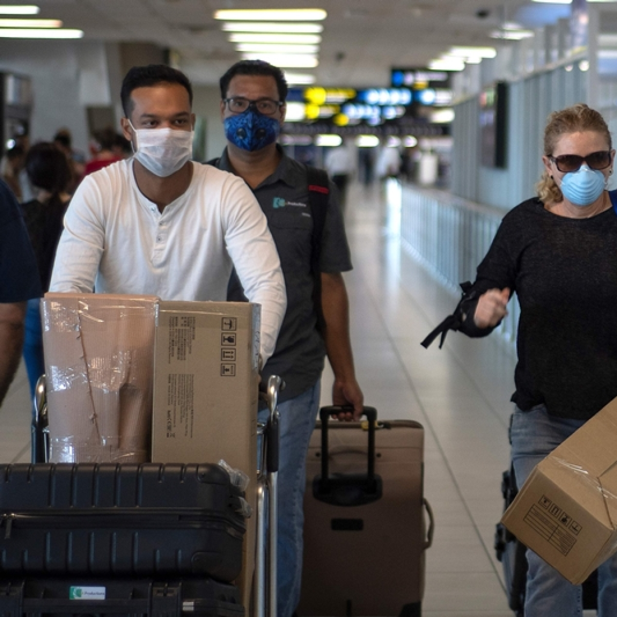 Coronavirus update: Govt bans entry of passengers from EU countries, UK, Turkey