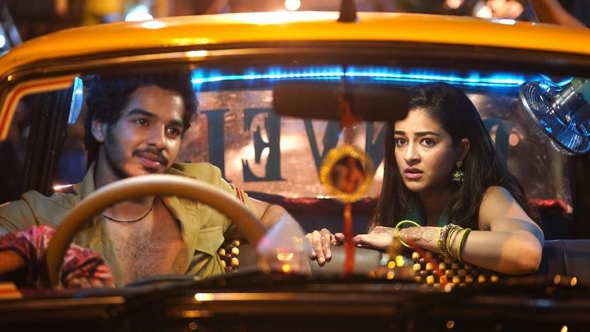 Love in times of corona? Ananya Panday dating Ishaan Khatter