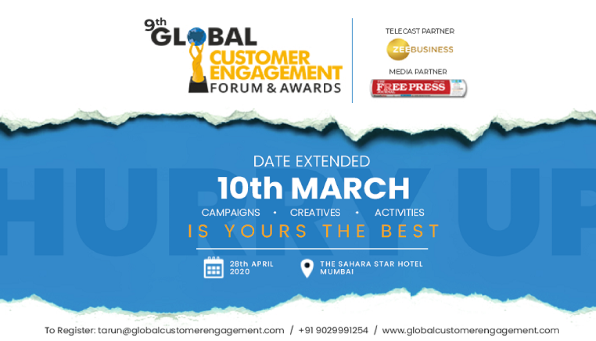ACEF Global Customer Engagement Forum and Awards 2020