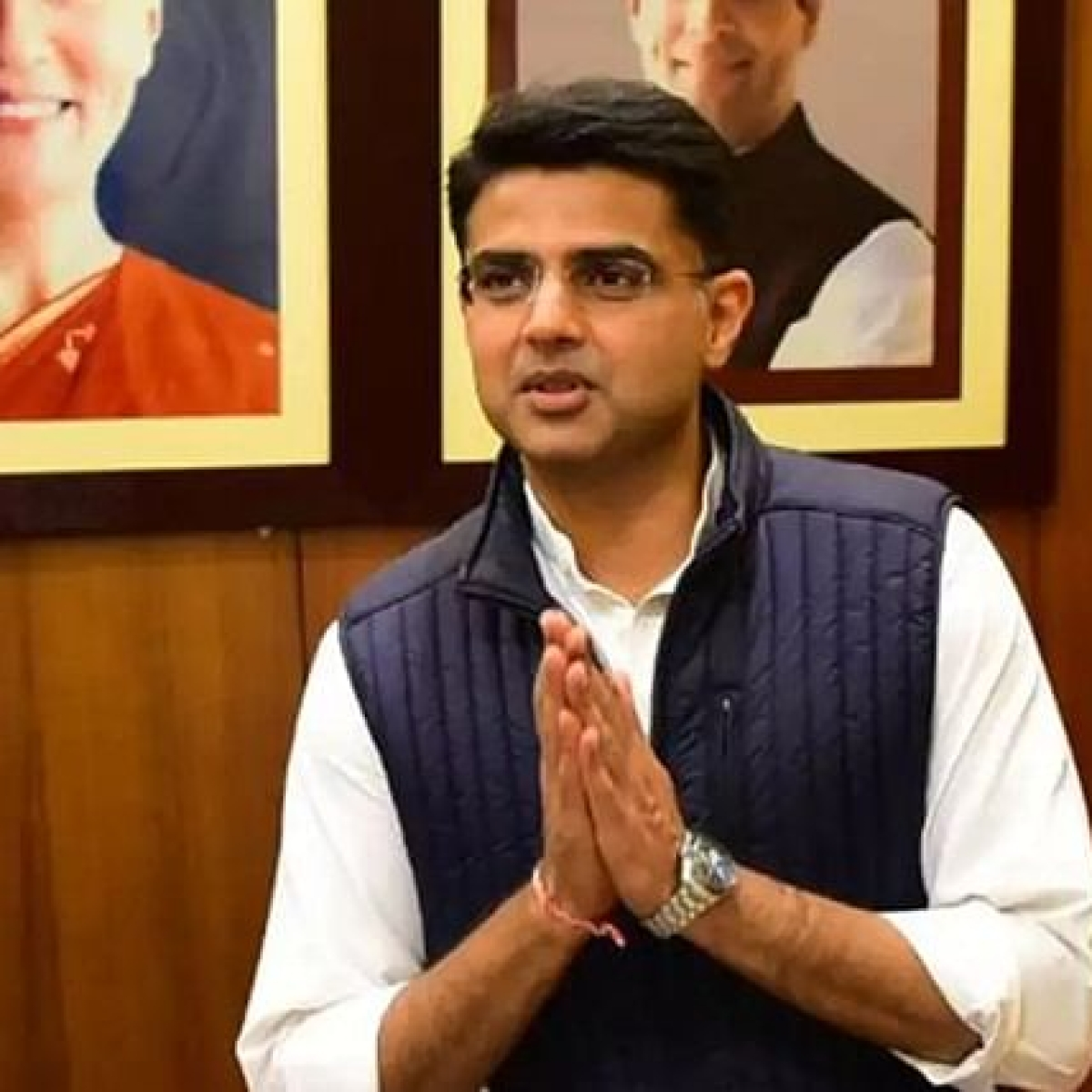 Sachin Pilot likely to form new party 'Pragatisheel Congress'; Randeep Surjewala says, 'Congress Govt is stable in Rajasthan'