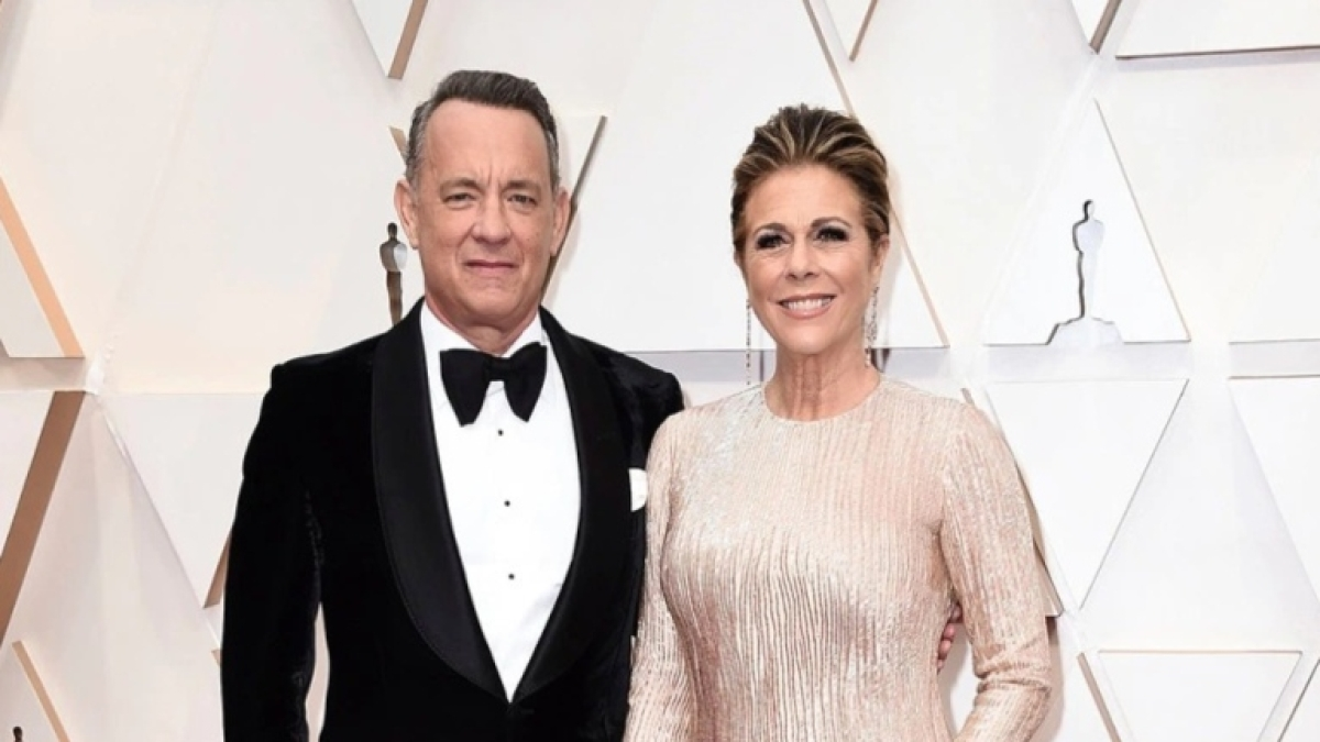 COVID-19 survivors Tom Hanks, Rita Wilson donate blood to help develop vaccine