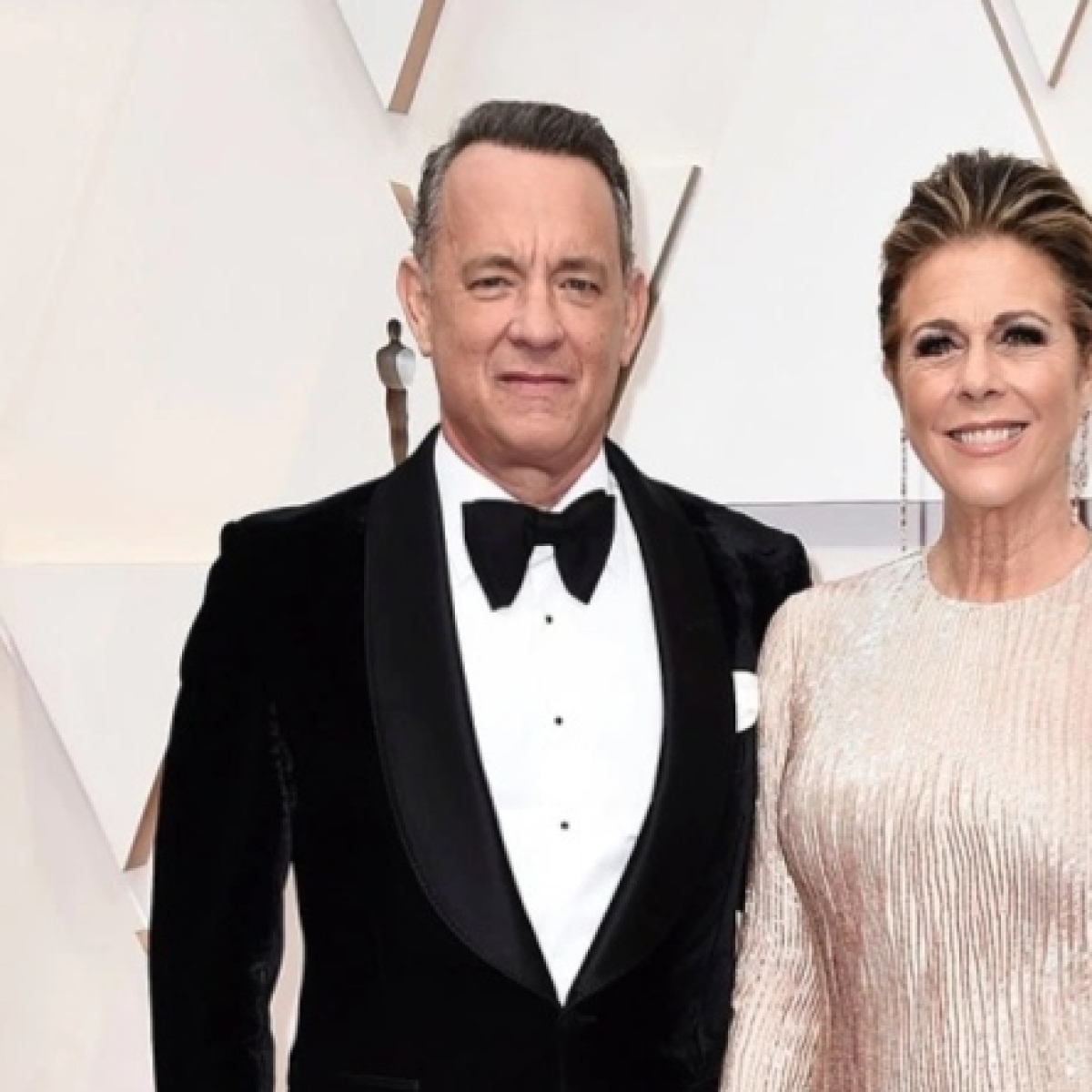 Tom Hanks, Rita Wilson feeling better after coronavirus quarantine in Australia
