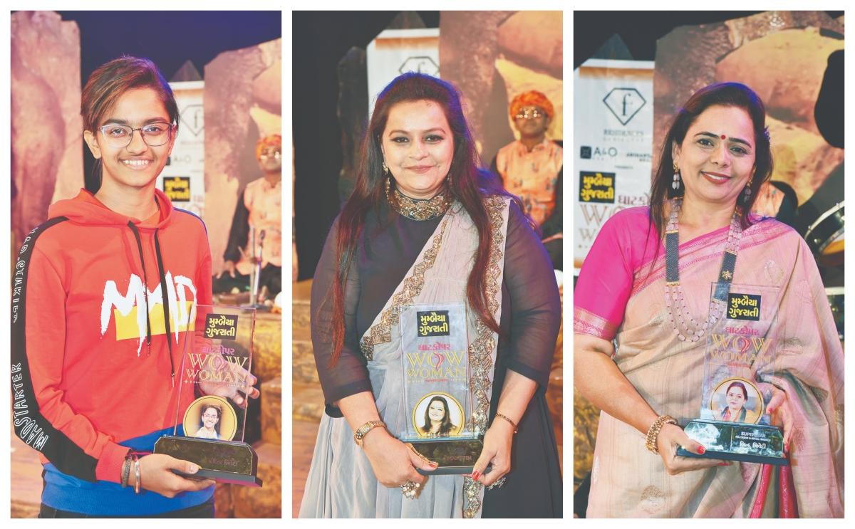 Nandita Trivedi ,  Bhavna Gada and  Bindu Trivedi