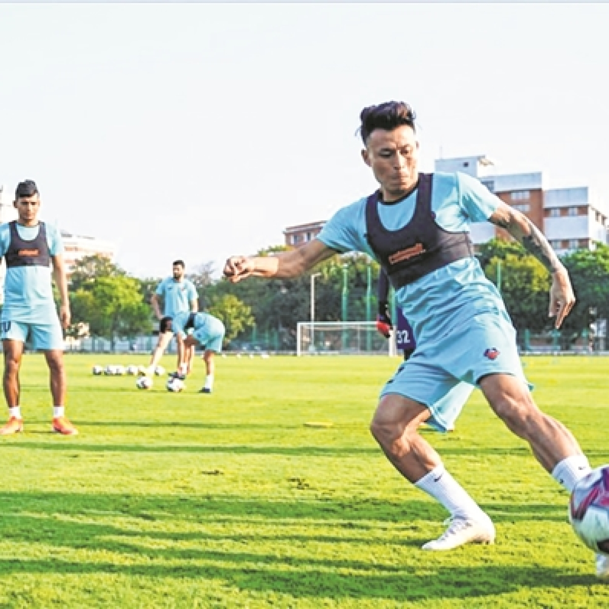 Art of living up to it, in six years  FC Goa have become a more cohesive unit