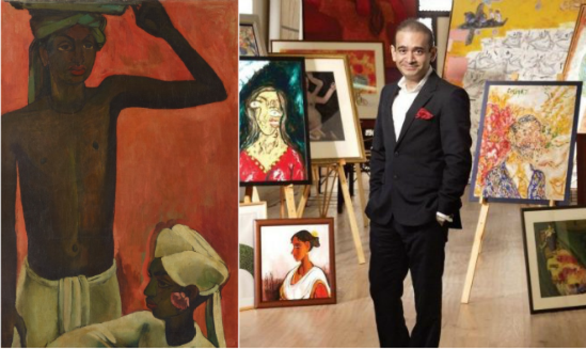 Hammer was up: Nirav Modi's expensive paintings, watches, Rolls Royce - Sold