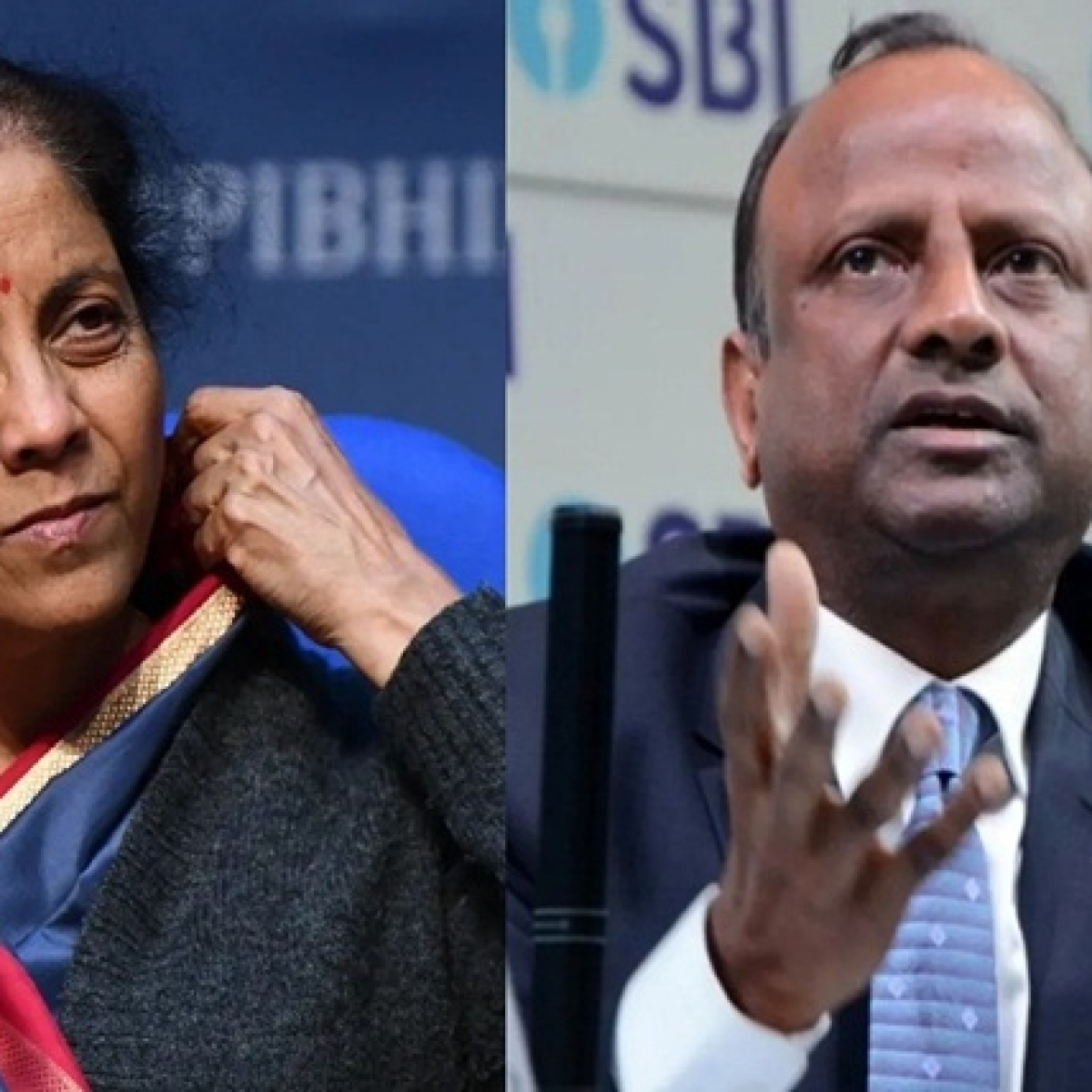 'Heartless bank': Nirmala Sitharaman launches scathing attack on SBI and its chairman Rajnish Kumar