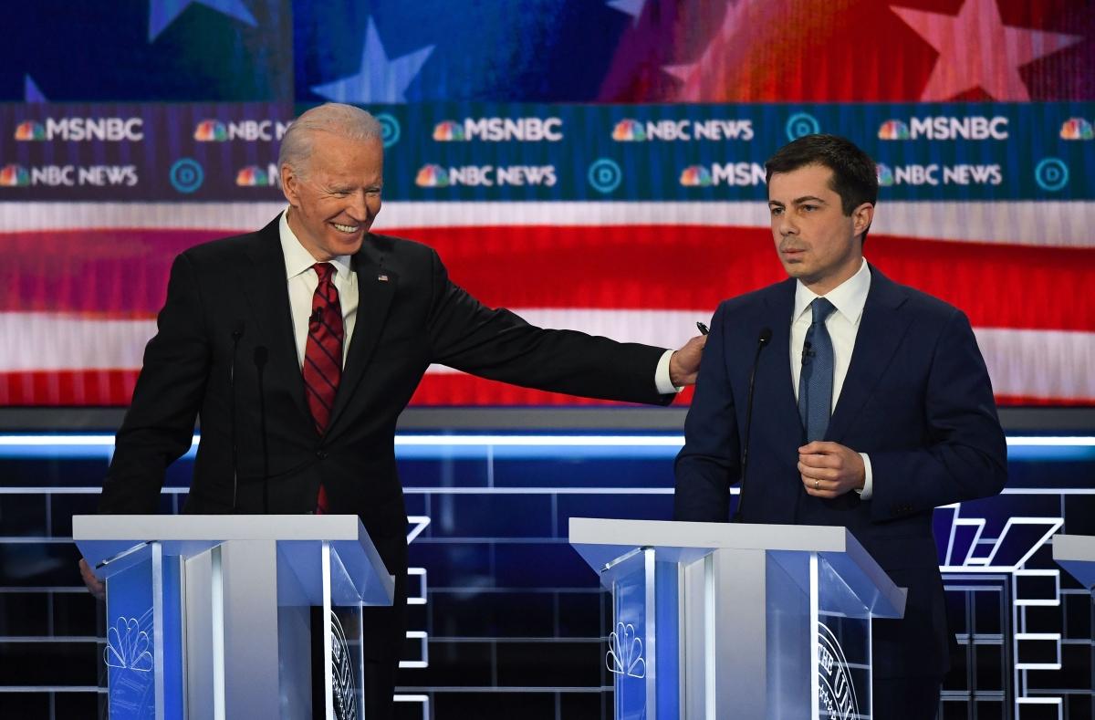Super Tuesday: Amy Klobuchar and Pete Buttigieg endorse Joe Biden