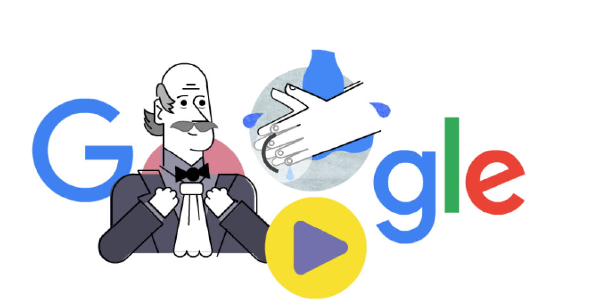 Watch: Amid coronavirus outbreak, Google pays tribute to father of infection control Ignaz Semmelweis