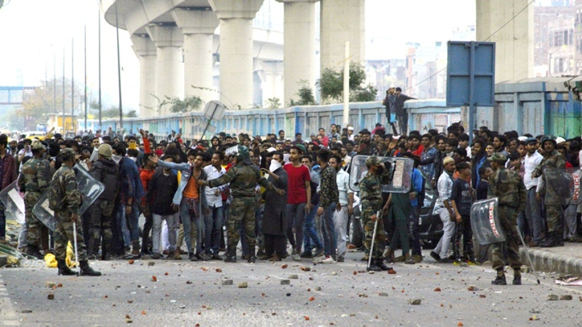 'It would be naive to assume that speeches by 2-3 individuals could lead to riots': SG Tushar Mehta on Delhi Violence