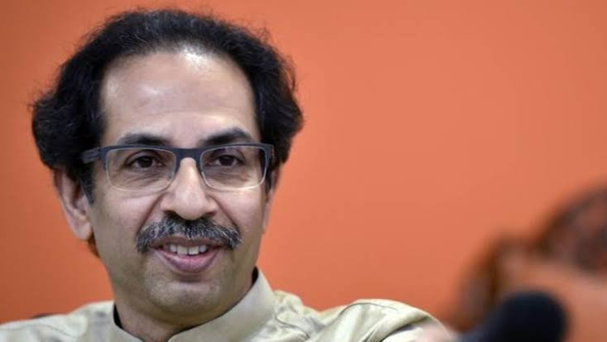 Uddhav calls toddler chided by parents over social distancing