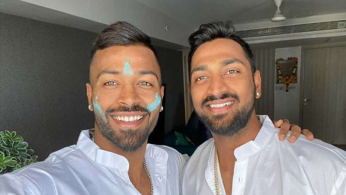 From Kevin Pietersen to Hardik Pandya: Here's how the cricketers celebrated Holi