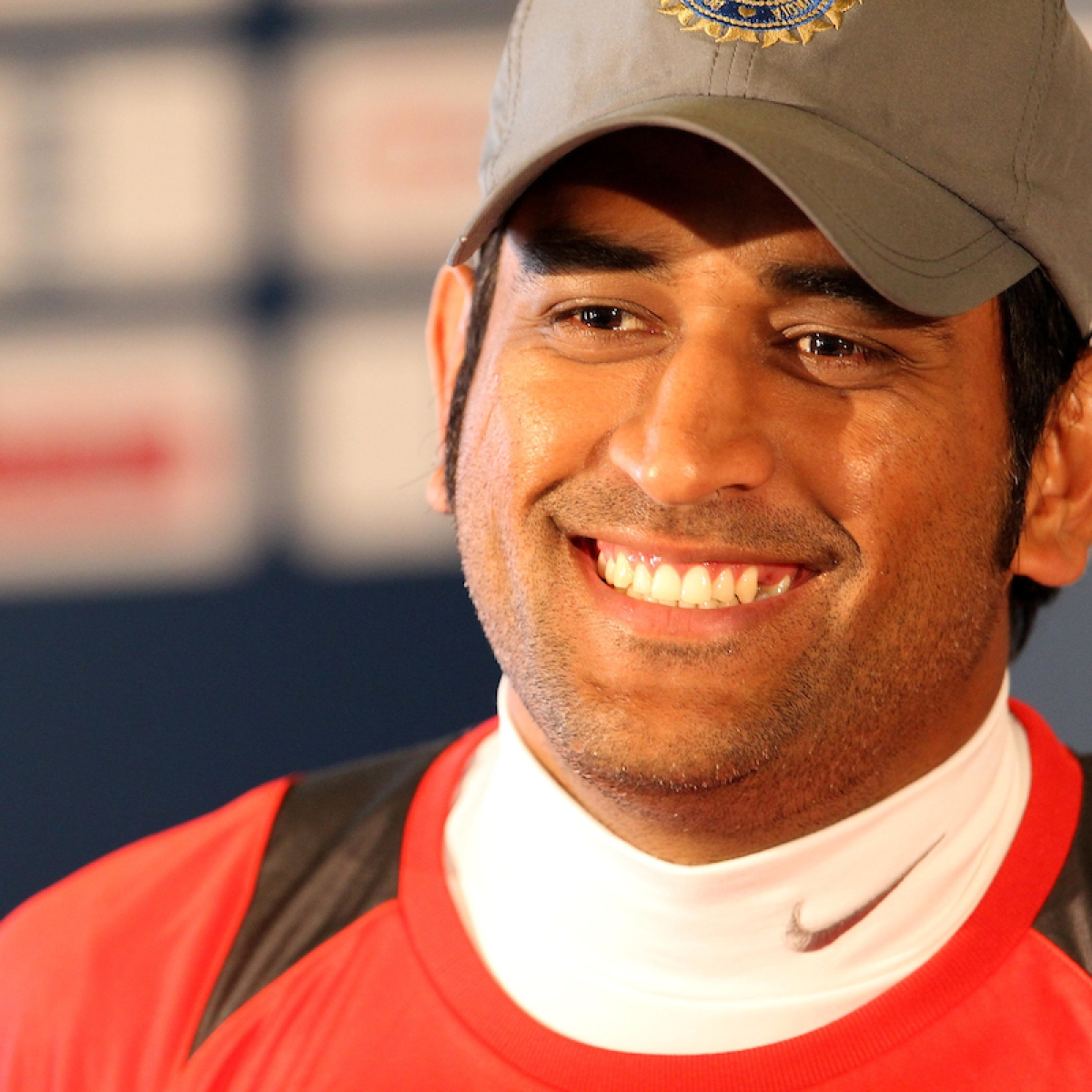 MS Dhoni's smile will take away all your coronavirus blues