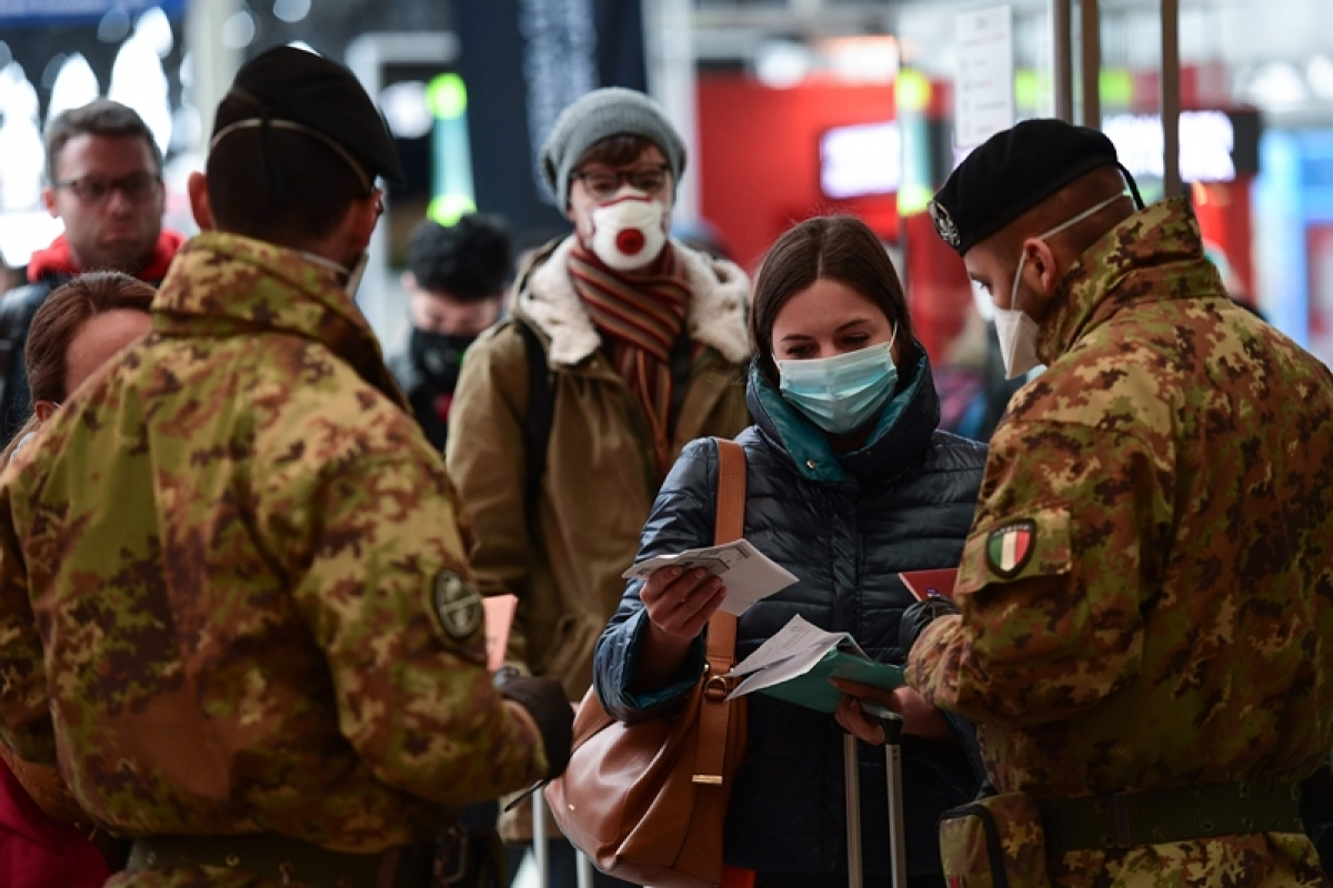 Coronavirus outbreak: Italian premier Giuseppe Conte locks down entire country to stop virus