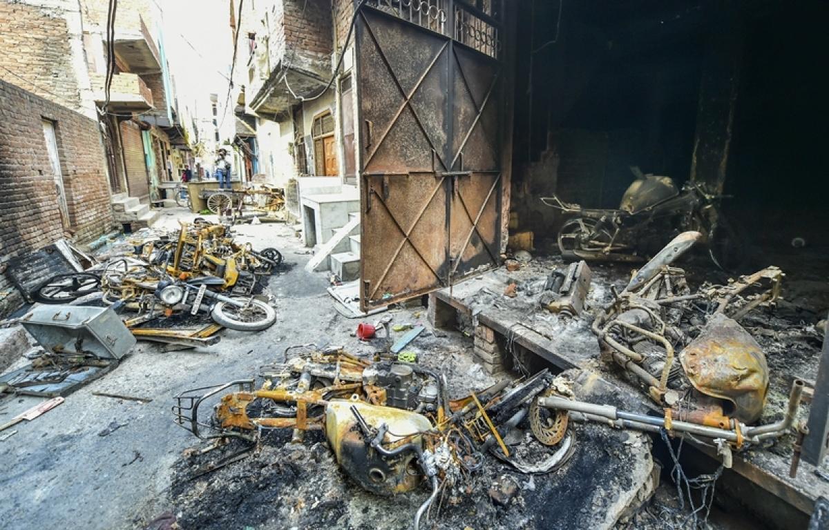 Delhi violence: Lok Sabha/Rajya Sabha will discuss riots 'after normalcy returns'