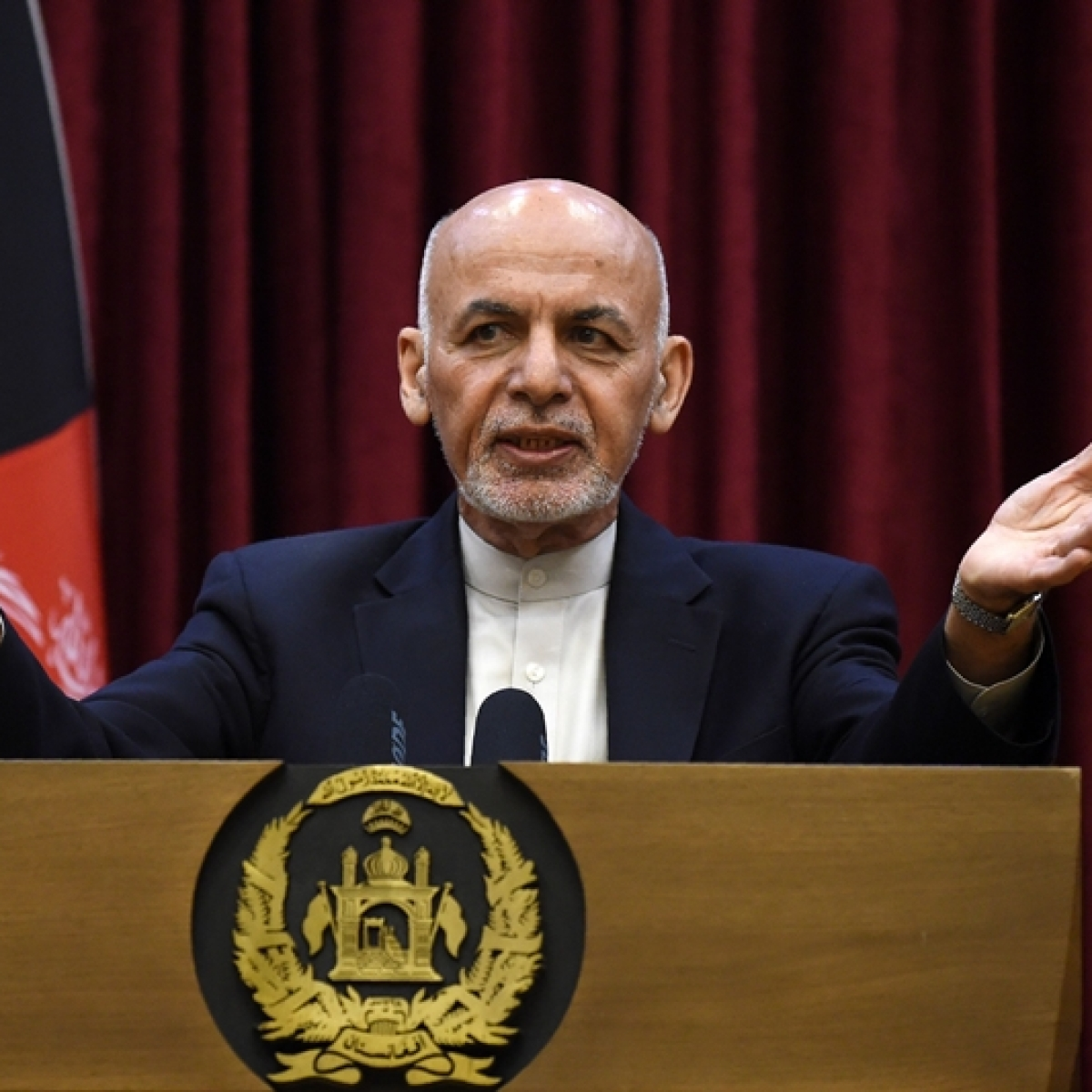 Afghanistan government to release 5,000 Taliban prisoners if violence eases