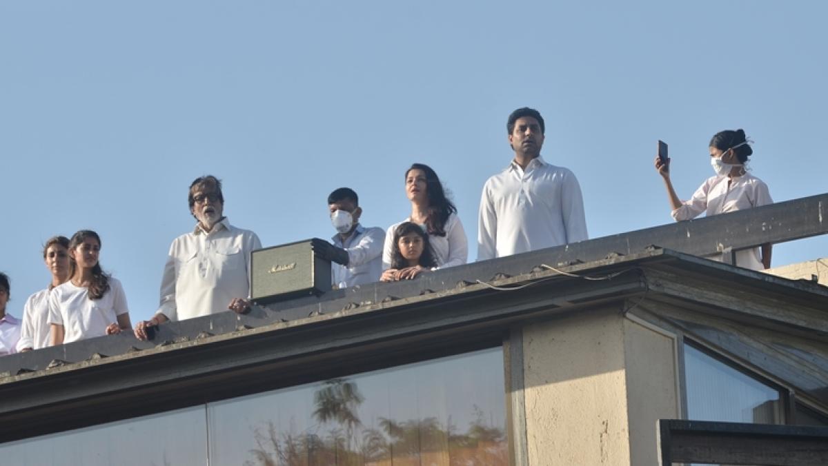 Dear Bollywood celebs, spare us our corona break publicity stunts