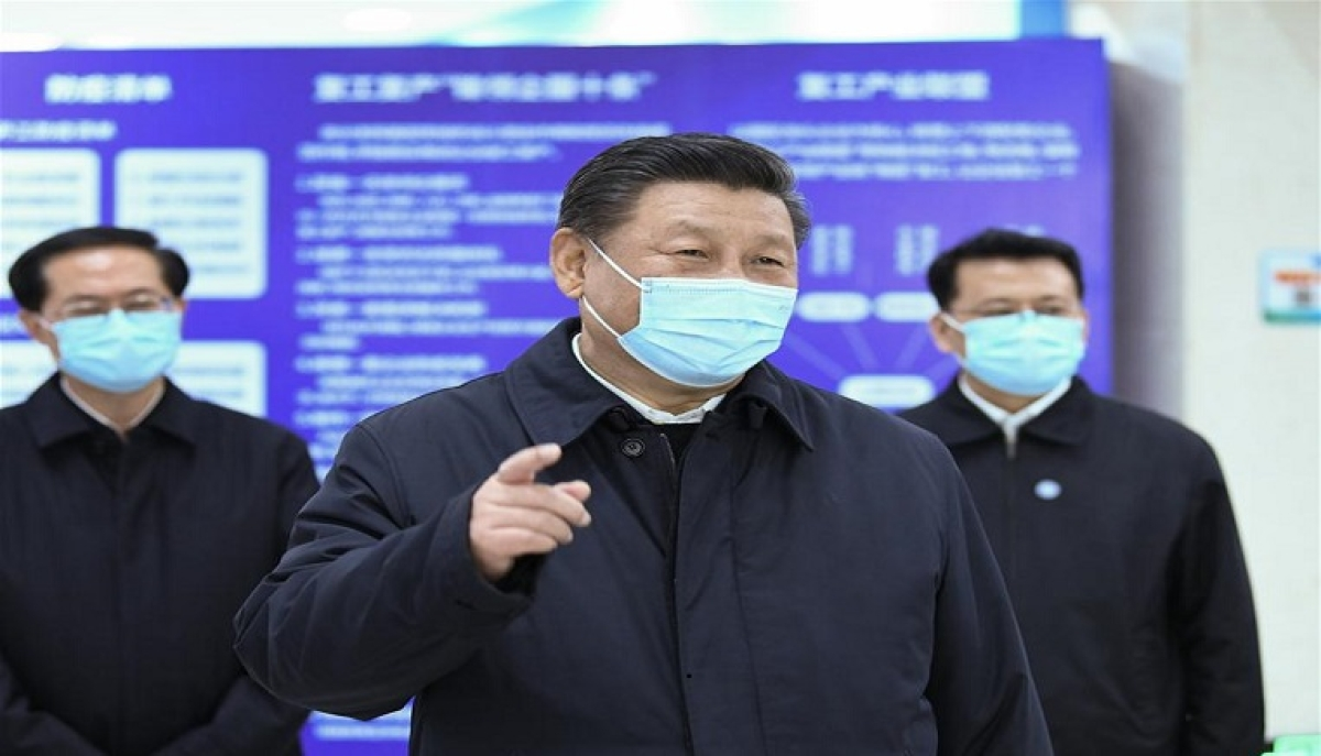 China to give more support for businesses hit by COVID-19: Xi Jinping
