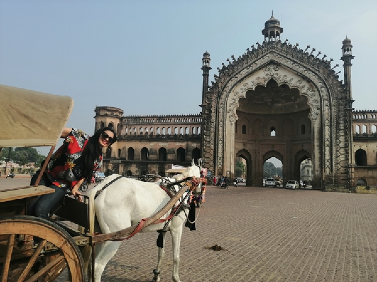 Chasing the Vibe: Nikita Chawla chalks a 24 hour itinerary through Lucknow