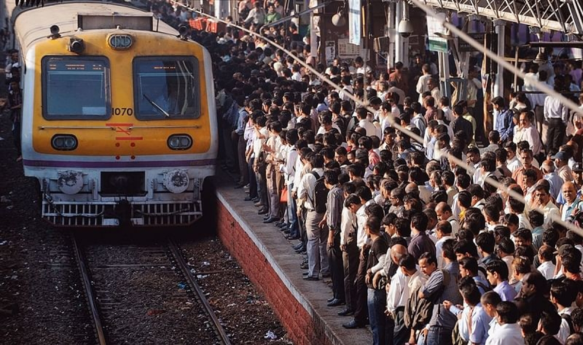 Central Railway commuters had a hassled Monday