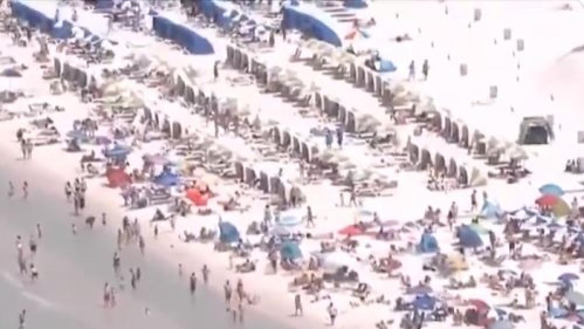 Clearwater Beach, Florida.