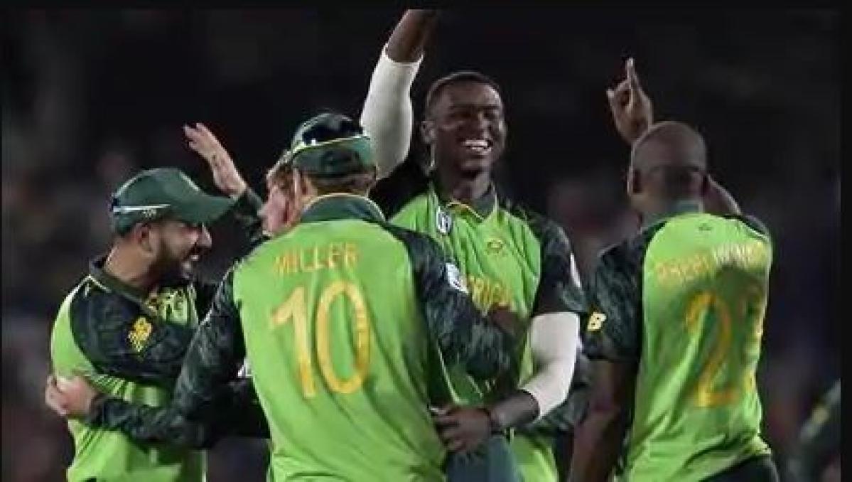South Africa vs Australia 3rd ODI.