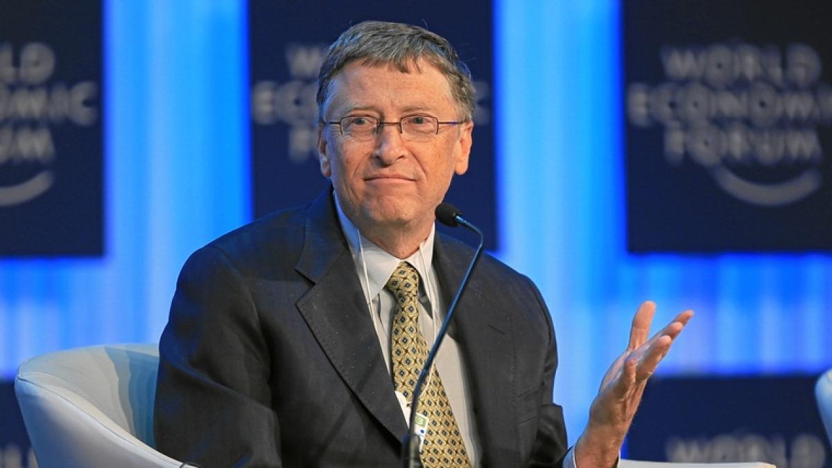 Bill Gates steps down from Microsoft board's board of directors