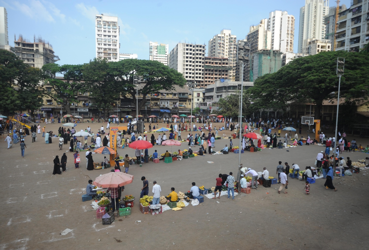 In Pics: Mumbai under coronavirus lockdown -- here's how the Maximum city looked on Monday