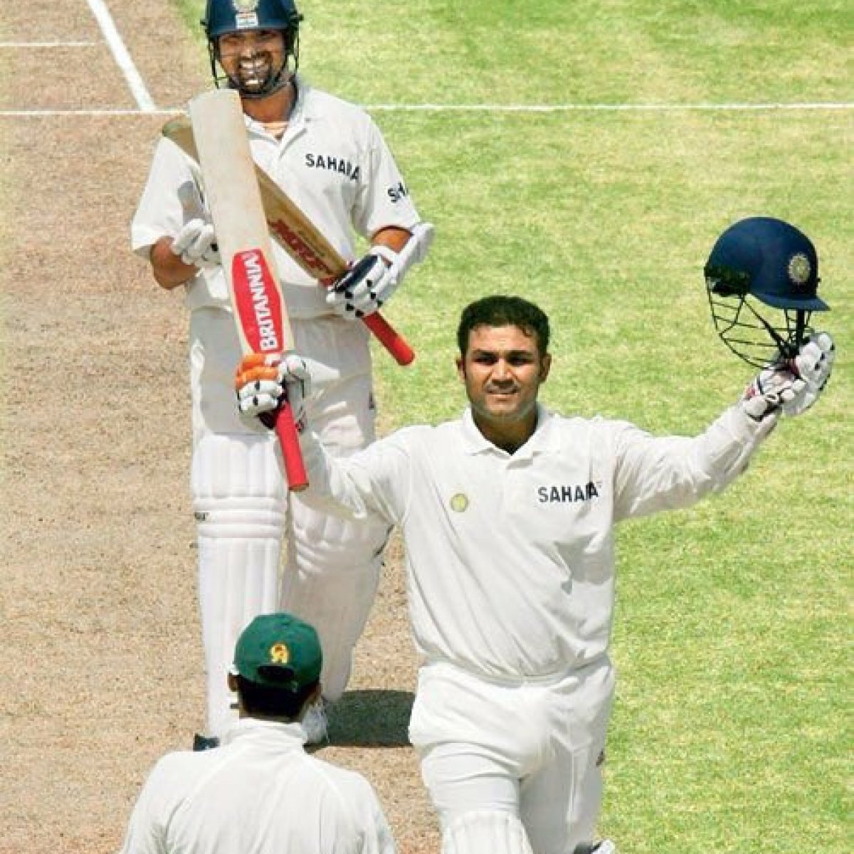 This day that year: When Virender Sehwag became Sultan of Multan by scoring India's first triple century in Pakistan